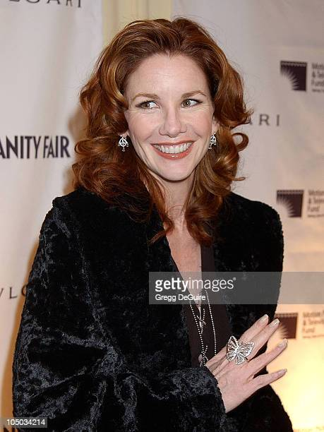 Melissa Gilbert during Bvlgari Celebrates Valentine's Day at its New Rodeo Drive Store at Bvlgari in Beverly Hills, California, United States.