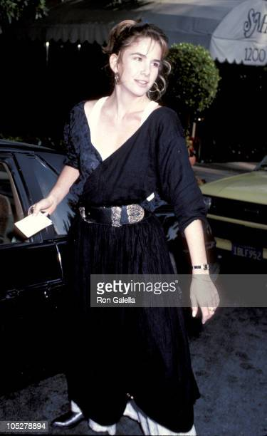 Melissa Gilbert during Melissa Gilbert at The Sunset Marquis at Sunset Marquis in Los Angeles CA United States
