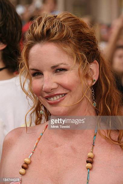 Melissa Gilbert during Pirates of the Caribbean Dead Man's Chest Los Angeles Premiere Arrivals at Main Street USA Disneyland in Anaheim California...
