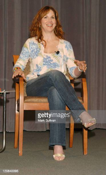 Melissa Gilbert during Screen Actors Guild Foundation Launches Conversations With Kids at Pacific Design Center in West Hollywood United States