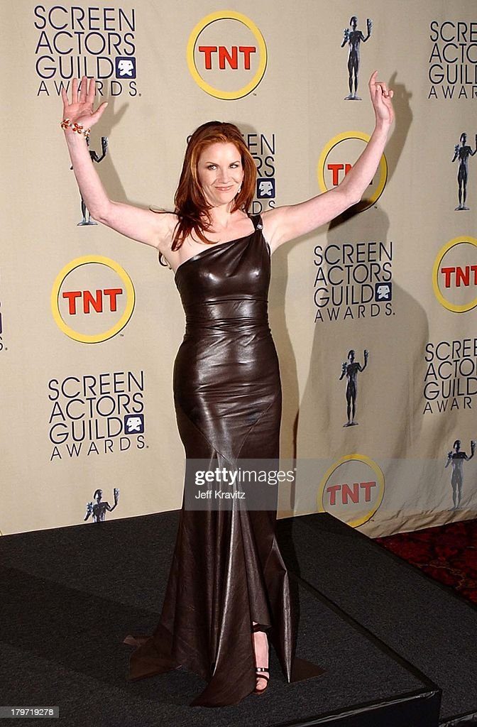 The 8th Annual Screen Actors Guild Awards : News Photo
