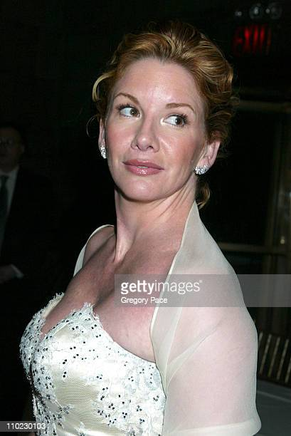 "Melissa Gilbert during The Actors Fund ""There's No Business Like Show Business"" Gala at Cipriani 42nd Street in New York City, New York, United..."