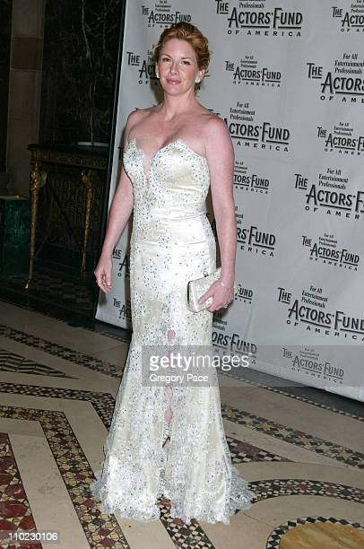 Melissa Gilbert during The Actors Fund 'There's No Business Like Show Business' Gala at Cipriani 42nd Street in New York City New York United States