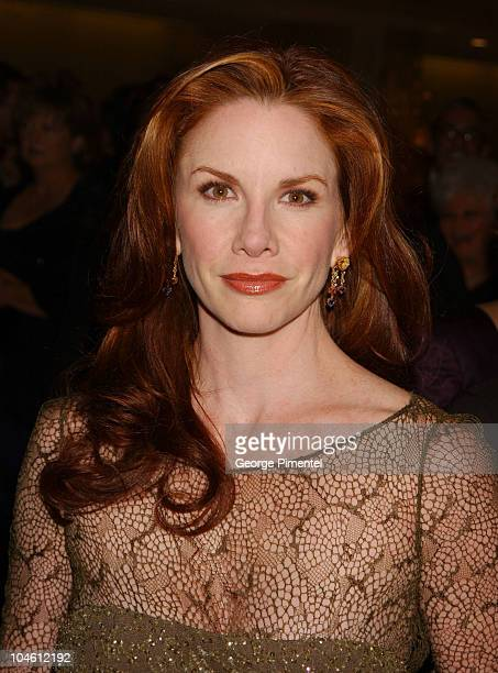 Melissa Gilbert during Warren Cowan Named Mentor of the Year by Volunteers of America at Beverly Hilton Hotel in Beverly Hills California United...