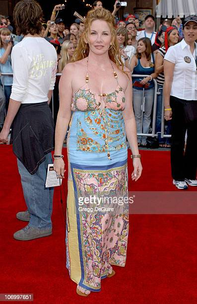 Melissa Gilbert during World Premiere of Walt Disney Pictures' Pirates of the Caribbean Dead Man's Chest Arrivals at Disneyland in Anaheim California...