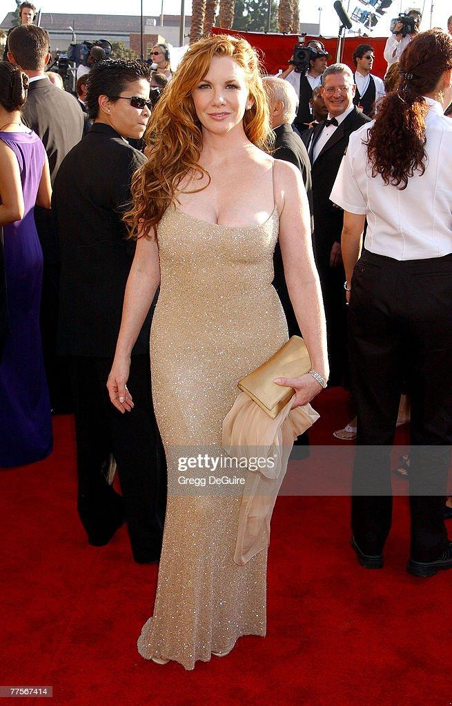 55th Annual Primetime Emmy Awards - Arrivals/DeGuire : News Photo