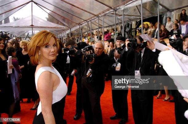 Melissa Gilbert, Screen Actors Guild President during 10th Annual Screen Actors Guild Awards - Access Hollywood Red Carpet at Shrine Auditorium in...