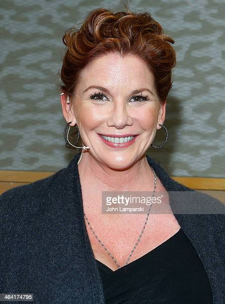 Melissa Gilbert visits at Barnes Noble 86th Lexington on January 21 2014 in New York City
