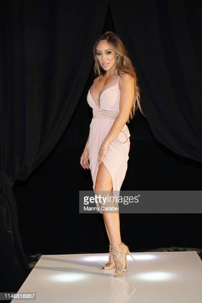 Melissa Gorga attends the Envy By Melissa Gorga Fashion Show on May 03, 2019 in Hawthorne, New Jersey.