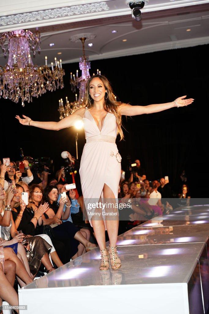 Envy By Melissa Gorga Fashion Show : News Photo