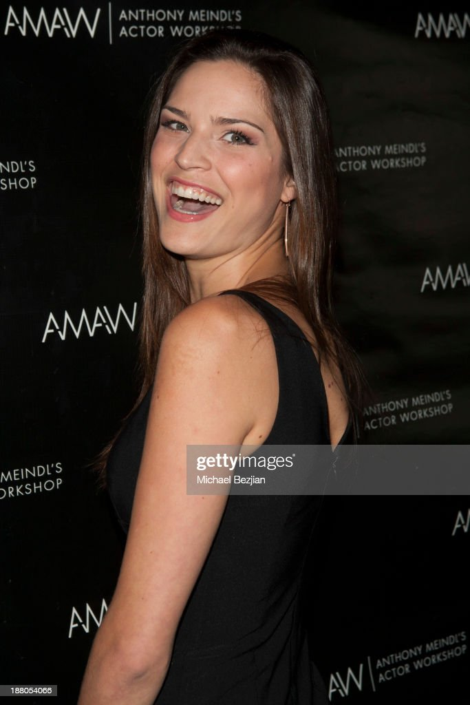 Melissa Haro attends Alphabet Soup For Grown-Ups Book Launch Party at Bugatta on November 14, 2013 in Los Angeles, California.