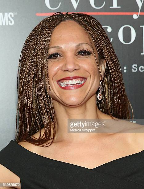 Melissa HarrisPerry attends the Everything Is Copy Nora Ephron Scripted Unscripted New York Special Screening at The Museum of Modern Art on March 14...