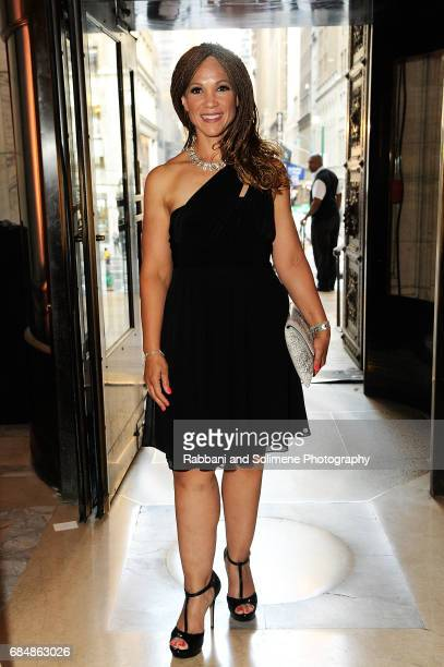Melissa HarrisPerry attends The New York Public Library 2017 Spring Dinner at The New York Public Library Stephen A Schwarzman Building on May 18...