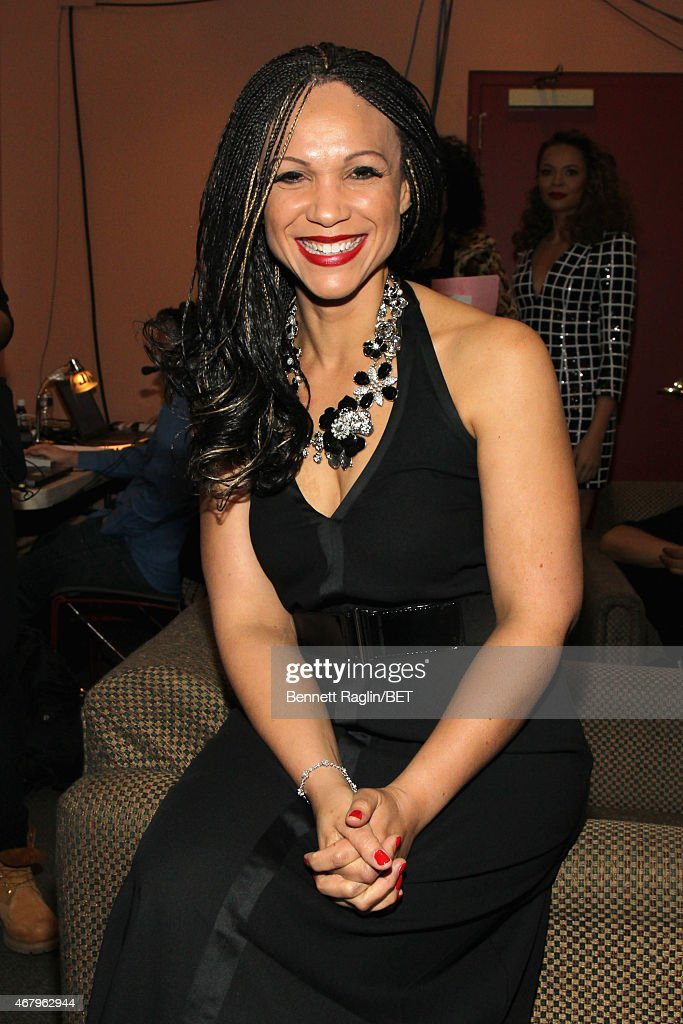 """Black Girls Rock!"" BET Special - Backstage"