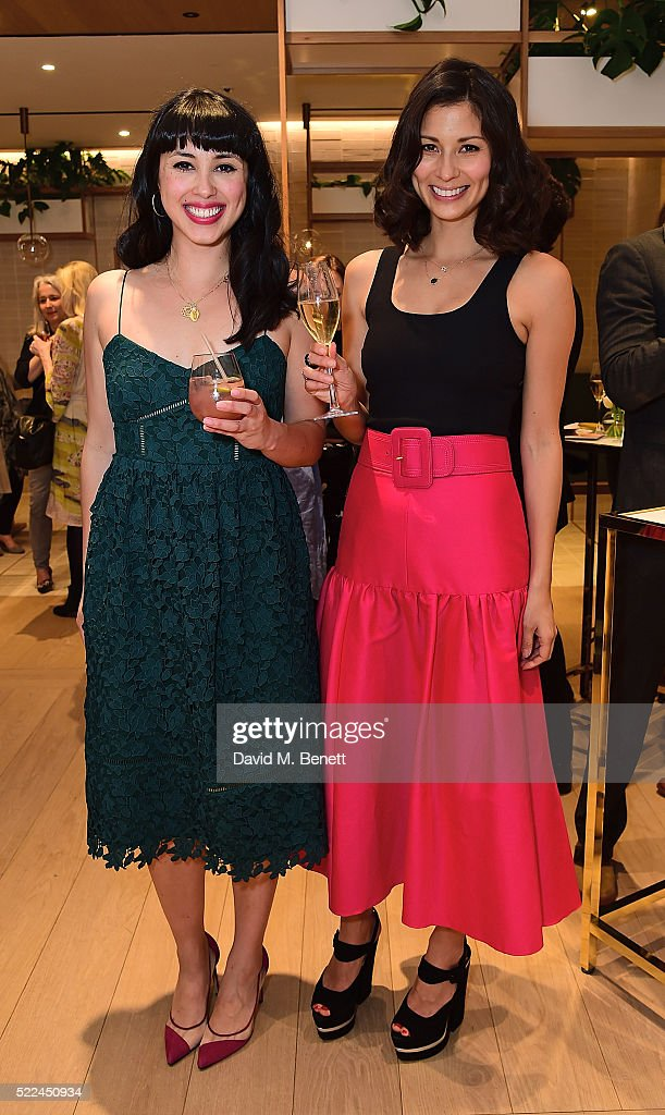 Hemsley + Hemsley Cafe Launches At Selfridges