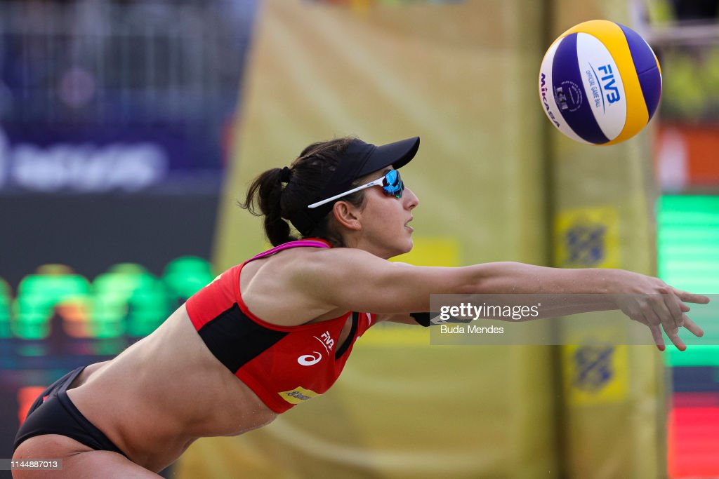FIVB Beach Volleyball World Tour - Itapema : ニュース写真