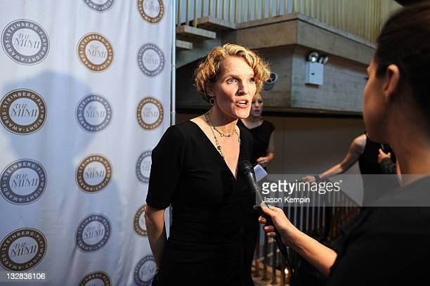 Melissa James Gibson attends The 2011 Steinberg Playwright Mimi Awards presented by The Harold and Mimi Steinberg Charitable Trust at Lincoln Center...