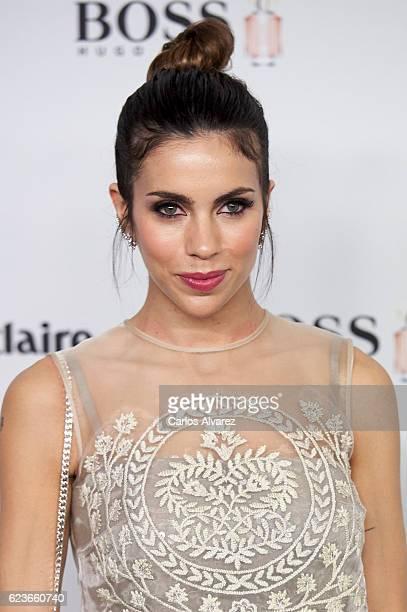 Melissa Jimenez attends 'Marie Claire Prix De La Moda' Awards 2016 at Florida Park Club on November 16 2016 in Madrid Spain