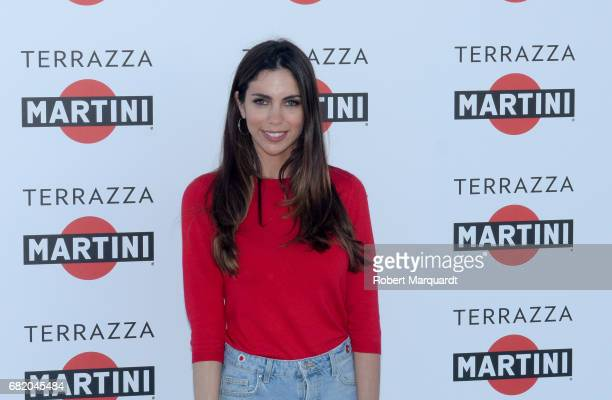 Melissa Jimenez attends the inauguration for the Terrazza Martini at Port Vell on May 11 2017 in Barcelona Spain