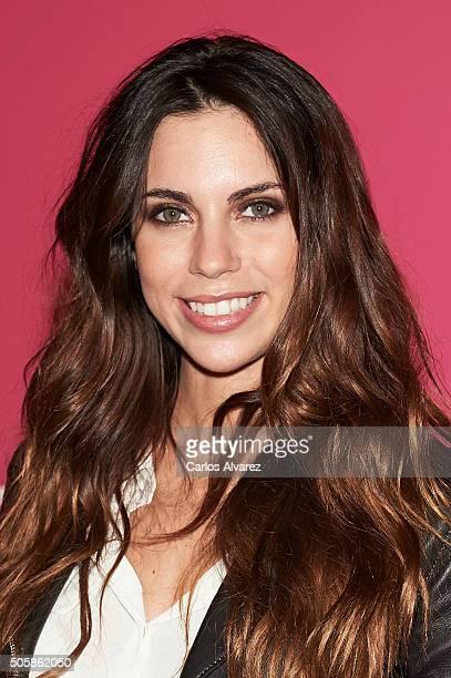 Melissa Jimenez attends the 'T De Belleza' Beauty Awards by Telva Magazine at the Ritz Hotel on January 20 2016 in Madrid Spain