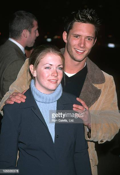 Melissa Joan Hart and Brian Kirkwood during Girl Interrupted Los Angeles Premiere at Cinerama Dome Theater in Hollywood California United States