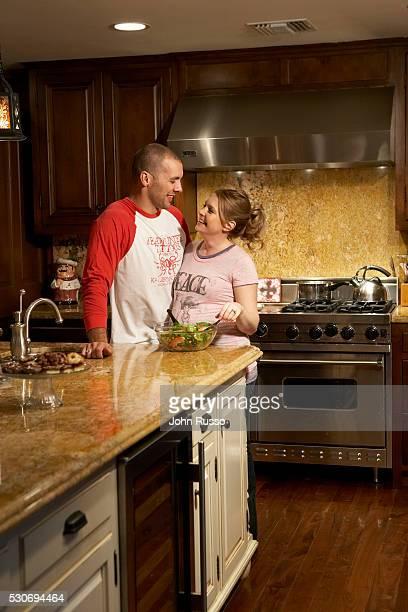 Melissa Joan Hart at Home with Husband Mark