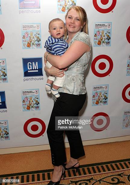 Melissa Joan Hart attends Target Celebrates Author Jane Buckingham's The Modern Girl's Guide to Motherhood at Regent Beverly Wilshire Hotel on May 3...