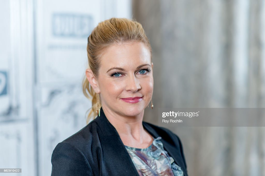 """Build Presents Melissa Joan Hart With Paula Hart Discussing Her Movie """"The Watcher in the Woods"""" : News Photo"""