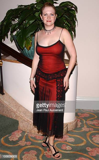 Melissa Joan Hart during 6th Annual Lupus Gala Arrivals at Beverly Hills Hotel in Beverly Hills California United States