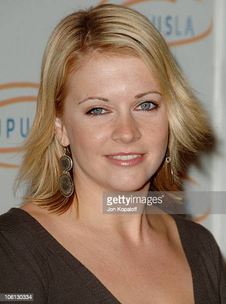 Melissa Joan Hart during Hollywood Bag Ladies Lupus Luncheon Honoring Carrie Brillstein at Regent Beverly Wilshire Hotel in Beverly Hills California...
