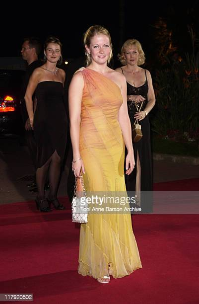 Melissa Joan Hart during Laureus World Sports Awards Dinner and Silent Auction Arrivals at Monte Carlo Sporting Club in Monte Carlo Monaco