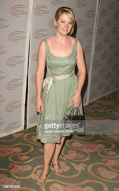 Melissa Joan Hart during Love Light and Laughter to Lupus LA at Beverly Hills Hotel in Beverly Hills California United States