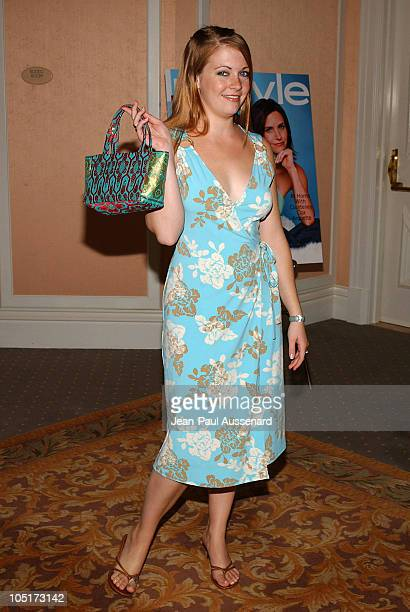 Melissa Joan Hart during Lupus LA and InStyle Present The Old Bags Lupus Luncheon at Beverly Hills Hotel in Beverly Hills California United States