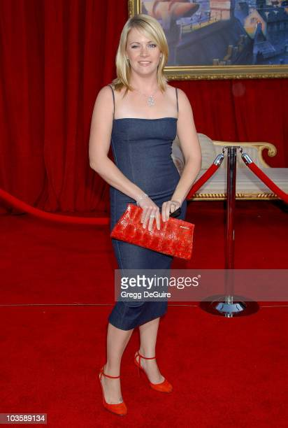 """Melissa Joan Hart during """"Ratatouille"""" Los Angeles Premiere - Arrivals at Kodak Theatre in Hollywood, California, United States."""