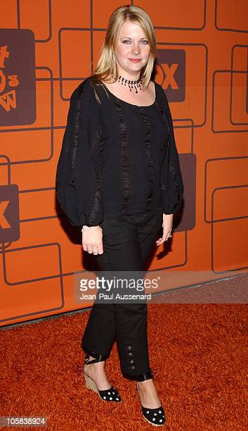 Melissa Joan Hart during That '70s Show Series Wrap Party Arrivals at Tropicana at Hollywood Roosevelt Hotel in Hollywood California United States