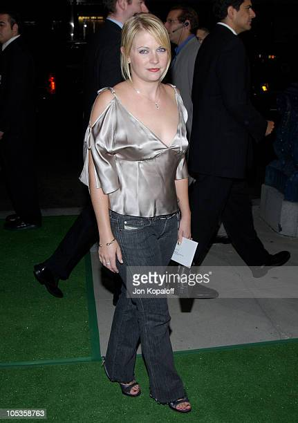 Melissa Joan Hart during Wimbledon World Premiere Arrivals at Academy of Motion Picture Arts and Science in Beverly Hills California United States