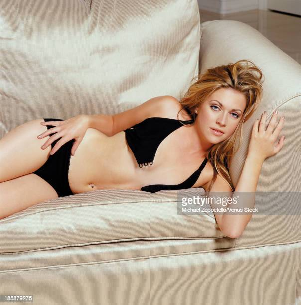 Melissa Joan Hart is photographed for Maxim Magazine on August 1 1999 in Los Angeles California PUBLISHED IMAGE