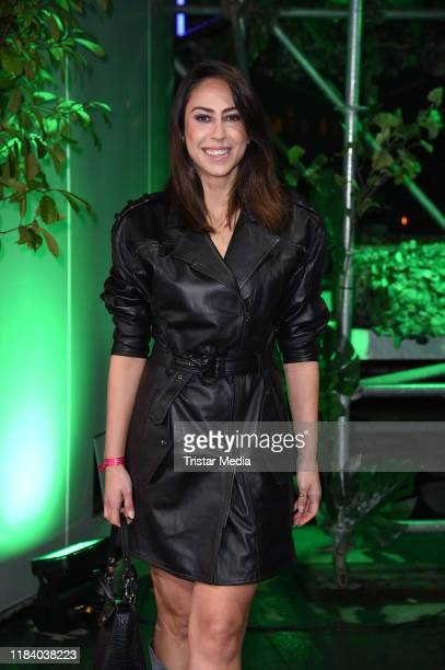 Melissa Khalaj attends the International Music Awards at Verti Music Hall on November 22 2019 in Berlin Germany