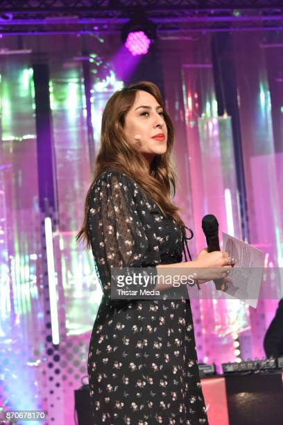 Melissa Khalaj during the GLOW The Beauty Convention at Station on November 5 2017 in Berlin Germany