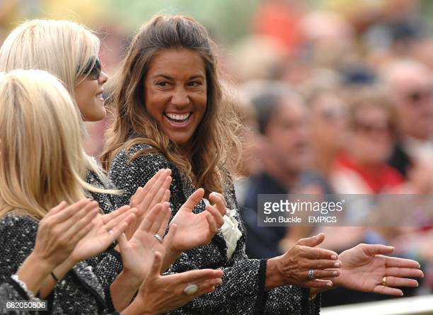 Melissa Lehman jokes with Tiger Woods wife Elin