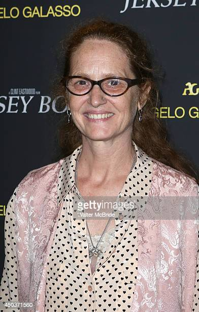Melissa Leo attends a special New York screening reception for 'Jersey Boys' hosted by Angelo Galasso at Angelo Galasso on June 2014 in New York City