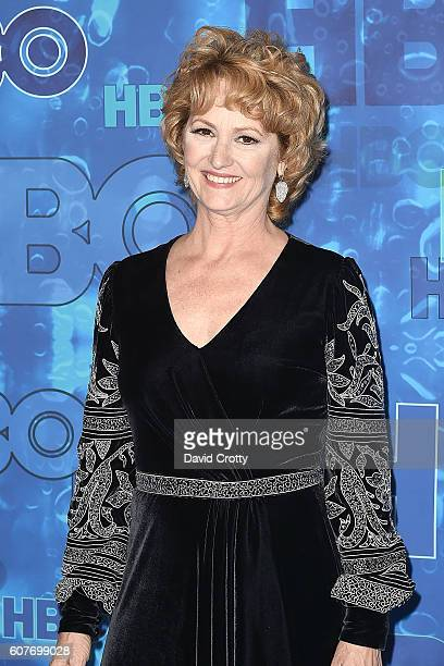 Melissa Leo attends HBO's Post Award Reception Following the 68th Primetime Emmy Awards at The Plaza at the Pacific Design Center on September 18...
