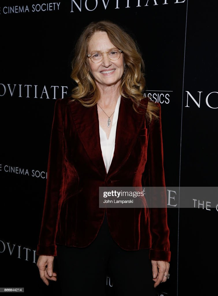 Melissa Leo attends screening of Sony Pictures Classics' 'Novitiate' at The Landmark at 57 West on October 26, 2017 in New York City.