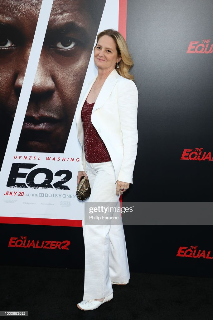 Melissa Leo attends the premiere of Columbia Picture's 'Equalizer 2' at TCL Chinese Theatre on July 17, 2018 in Hollywood, California.