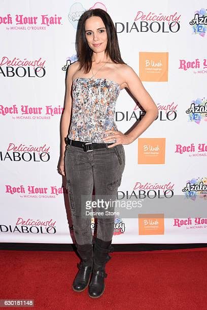 Melissa Mars attends the Launch Party for Azalea Carey's first single debut Extra at Hard Rock Cafe on December 17 2016 in Hollywood California