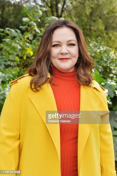 Melissa McCarthy attends Diane von Furstenberg with The Academy Museum Celebrates Female Oscars Nominees at Private Residence on February 21 2019 in...