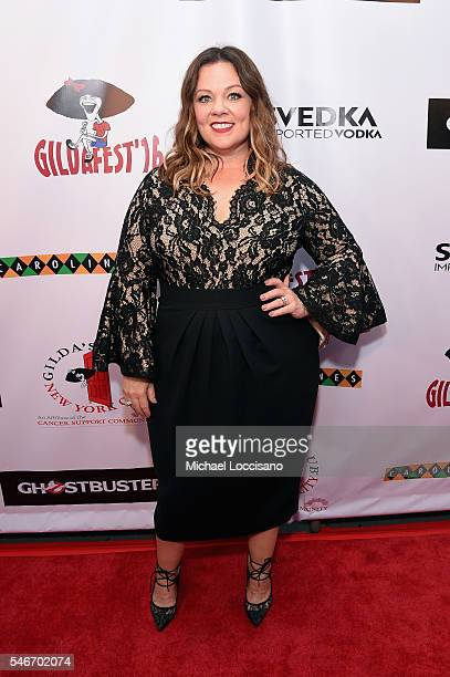 Melissa McCarthy attends Gildafest '16 at Carolines On Broadway on July 12 2016 in New York City