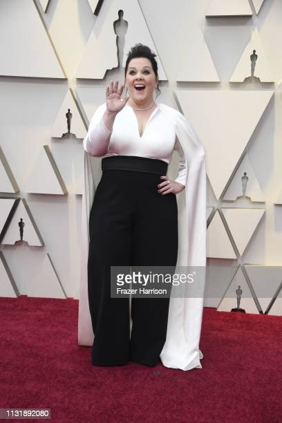 Melissa McCarthy attends the 91st Annual Academy Awards at Hollywood and Highland on February 24 2019 in Hollywood California