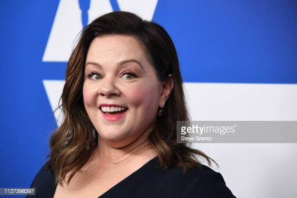 Melissa McCarthy attends the 91st Oscars Nominees Luncheon at The Beverly Hilton Hotel on February 04, 2019 in Beverly Hills, California.
