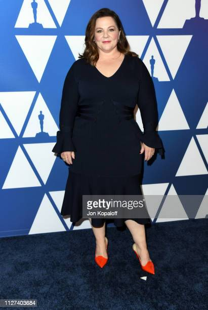 Melissa McCarthy attends the 91st Oscars Nominees Luncheon at The Beverly Hilton Hotel on February 04 2019 in Beverly Hills California